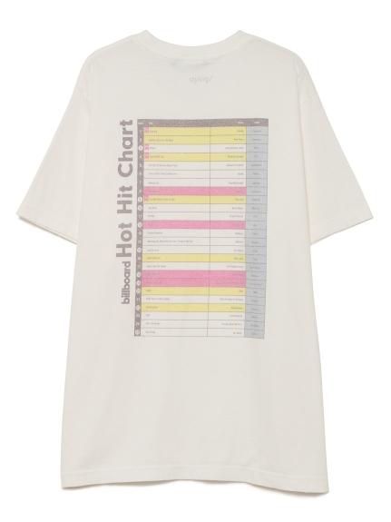 ビルボードコラボTシャツ(チャート)