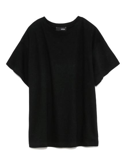ボーイフレンドTシャツ(BLK-F)