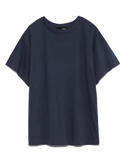 ボーイフレンドTシャツ(BLU-F)