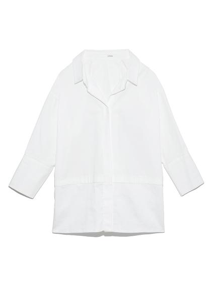 ボックスタックシャツ