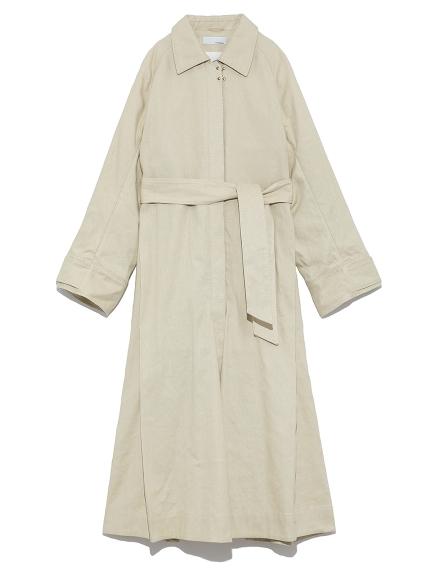 ドレス ステンカラーコート(BEG-0)