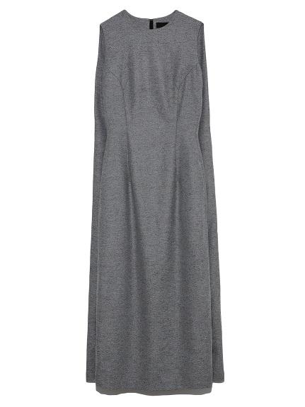 バック クローク ドレス